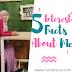 5 Fakta Menarik Tentang Saya. Nomor 5 Sungguh Terlalu