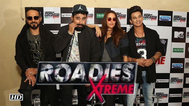 Roadies Xtreme Registration Form