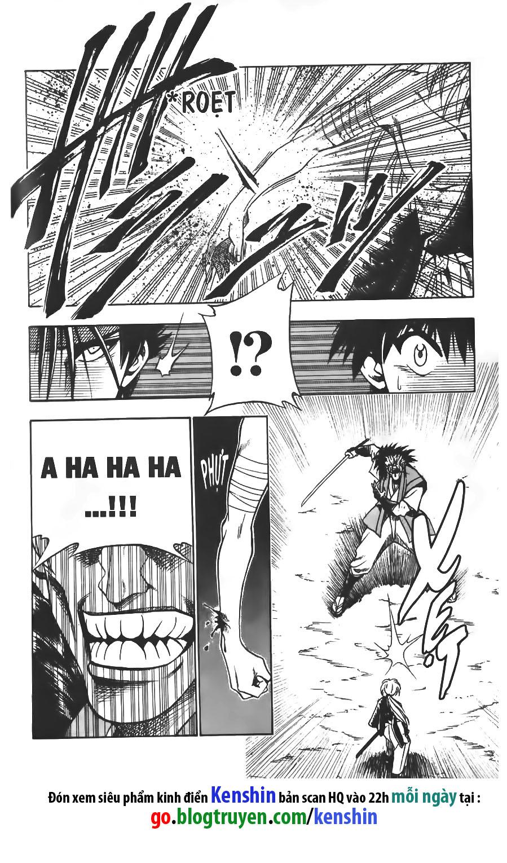 Rurouni Kenshin chap 42 trang 17