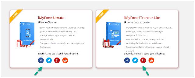 سارع للحصول مجانا على أهم البرامج المدفوعة والمهمة لشركة MyFone بمناسبة عيد ميلادها الرابع
