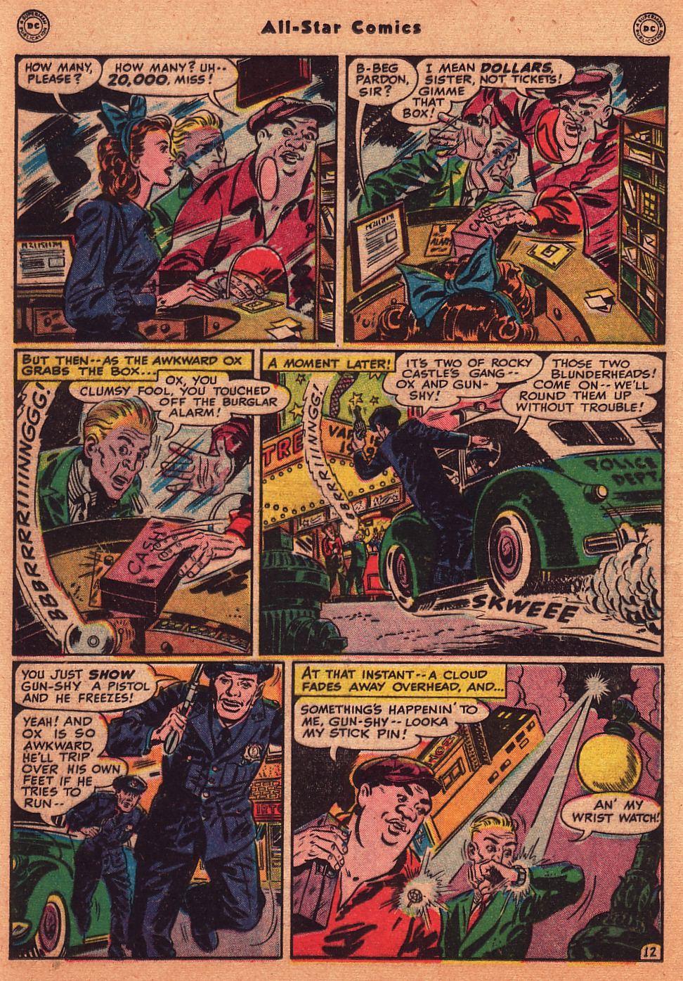 Read online All-Star Comics comic -  Issue #45 - 16