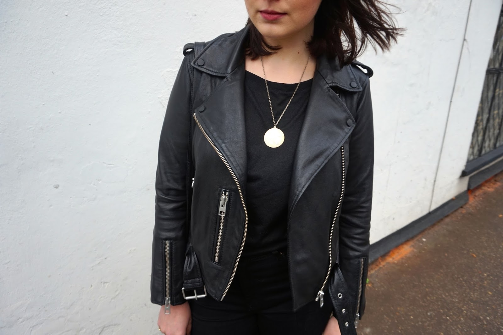Why your Wardrobe Needs a Leather Biker Jacket