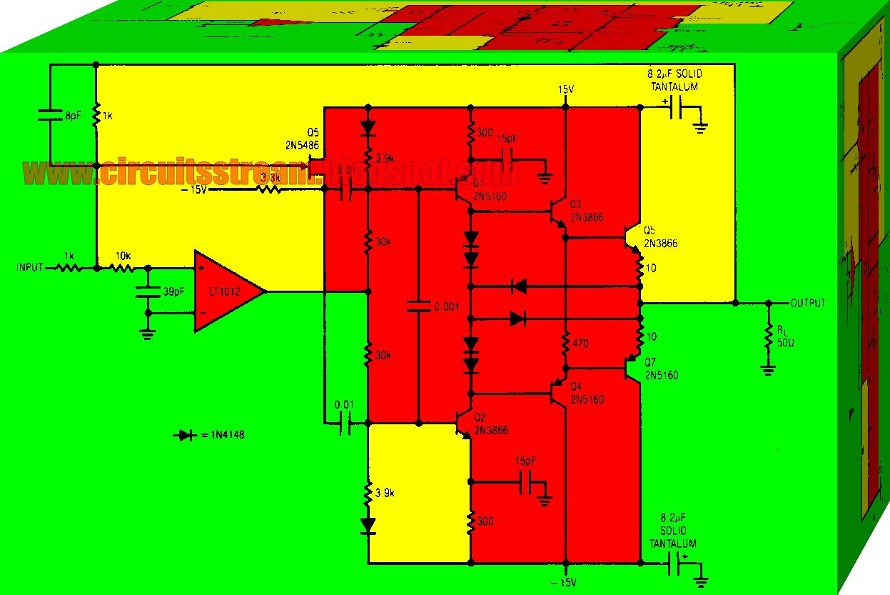 medium resolution of current booster circuit diagram