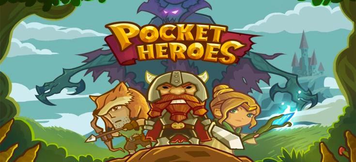 Download Pocket Heroes Apk