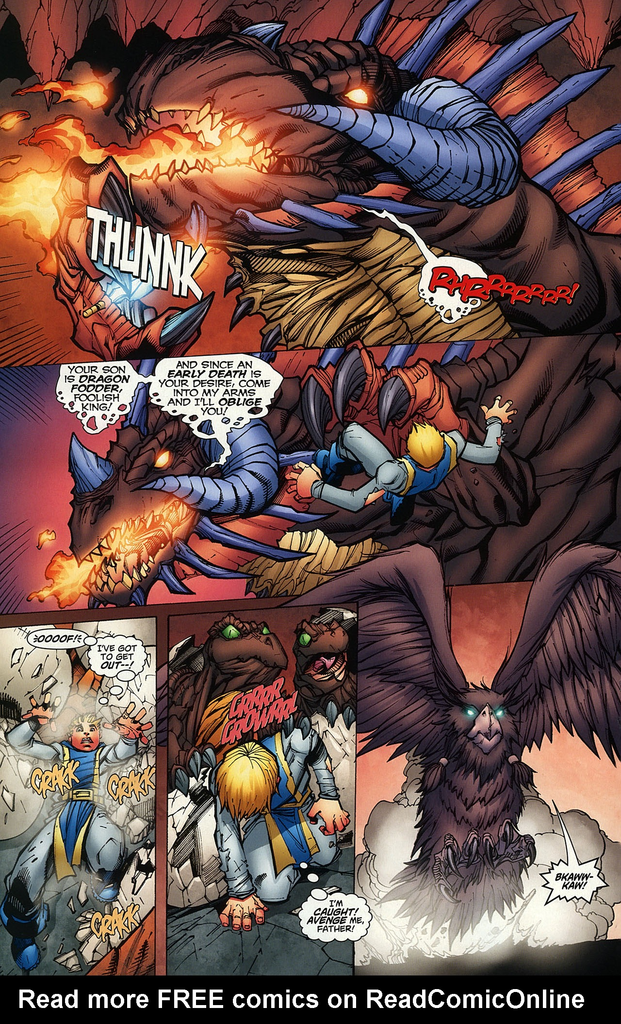 Read online World of Warcraft comic -  Issue #14 - 10