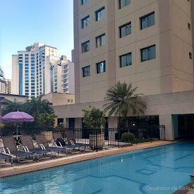 Hotel Mercure Privilege São Paulo Moema