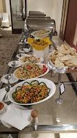 Food display buffet Hotels Banquets