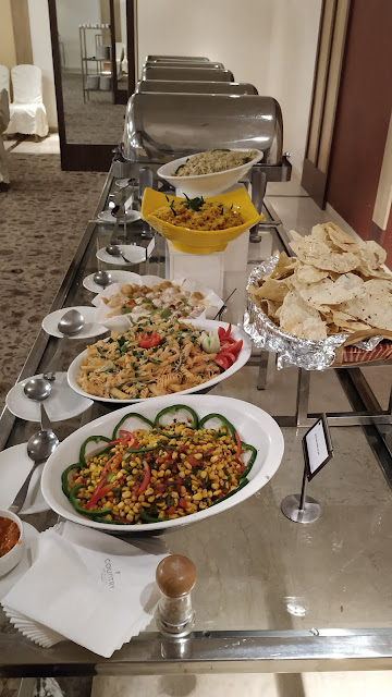 Food display buffet Hotels Banquets