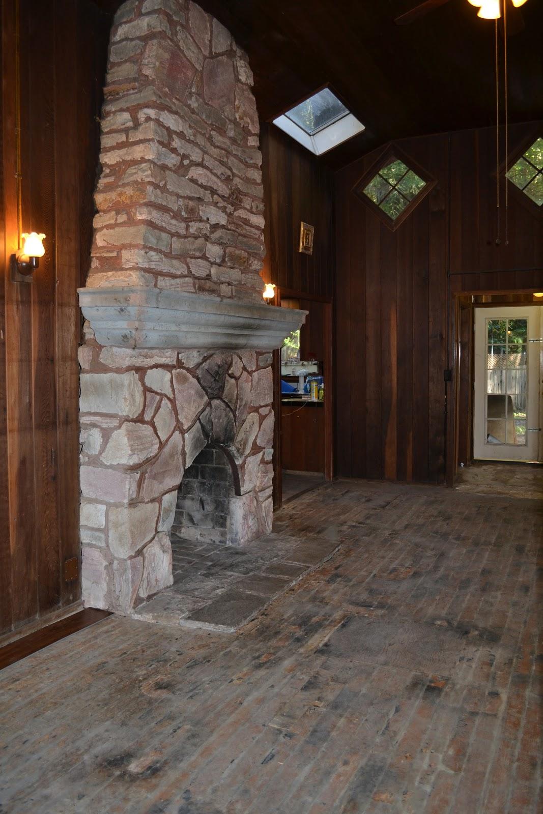 Beaux Mondes Designs Log Cabin Update