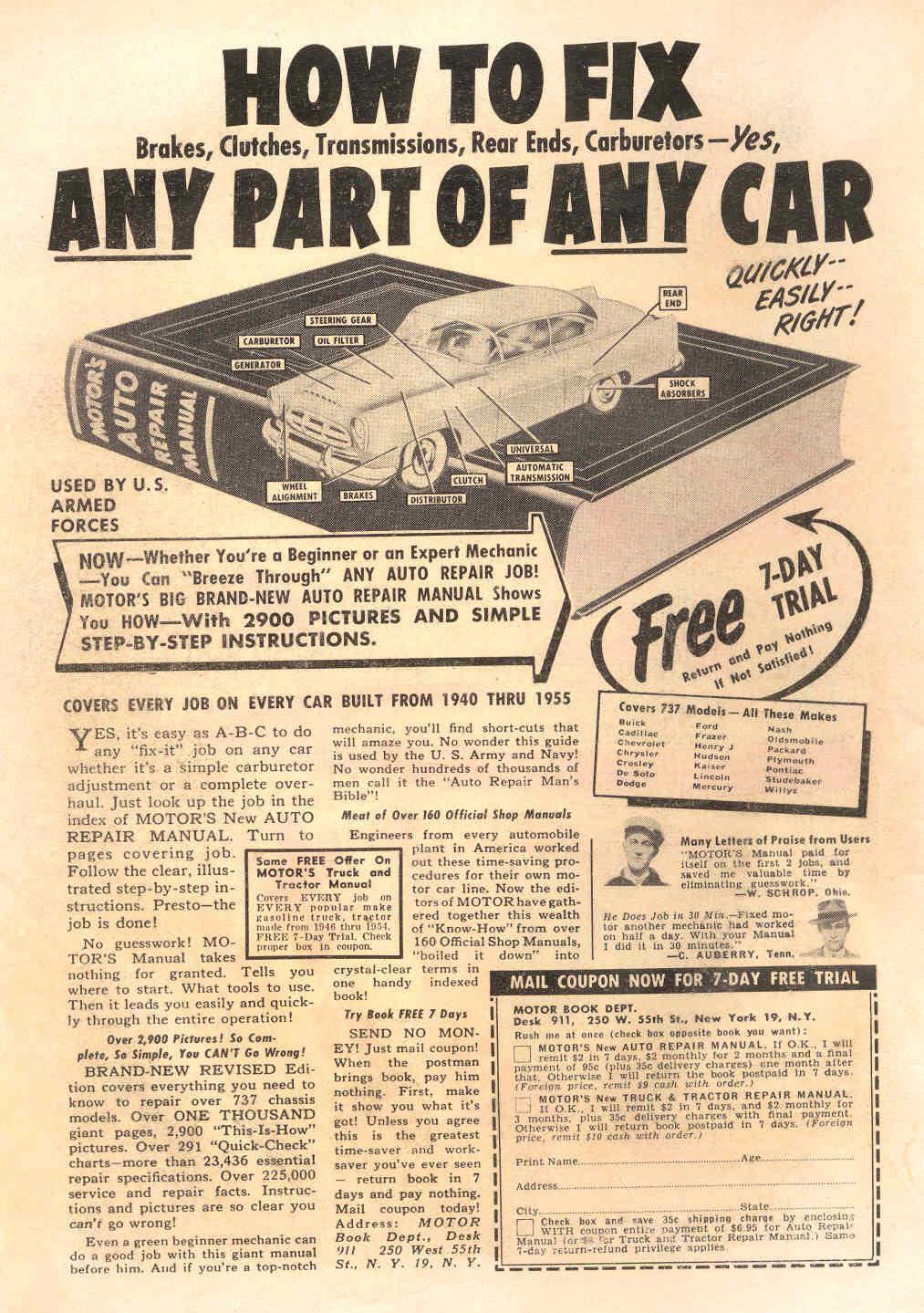 Strange Adventures (1950) issue 62 - Page 2