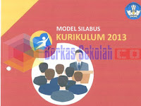 Model Silabus K13 Tematik Terpadu SD MI