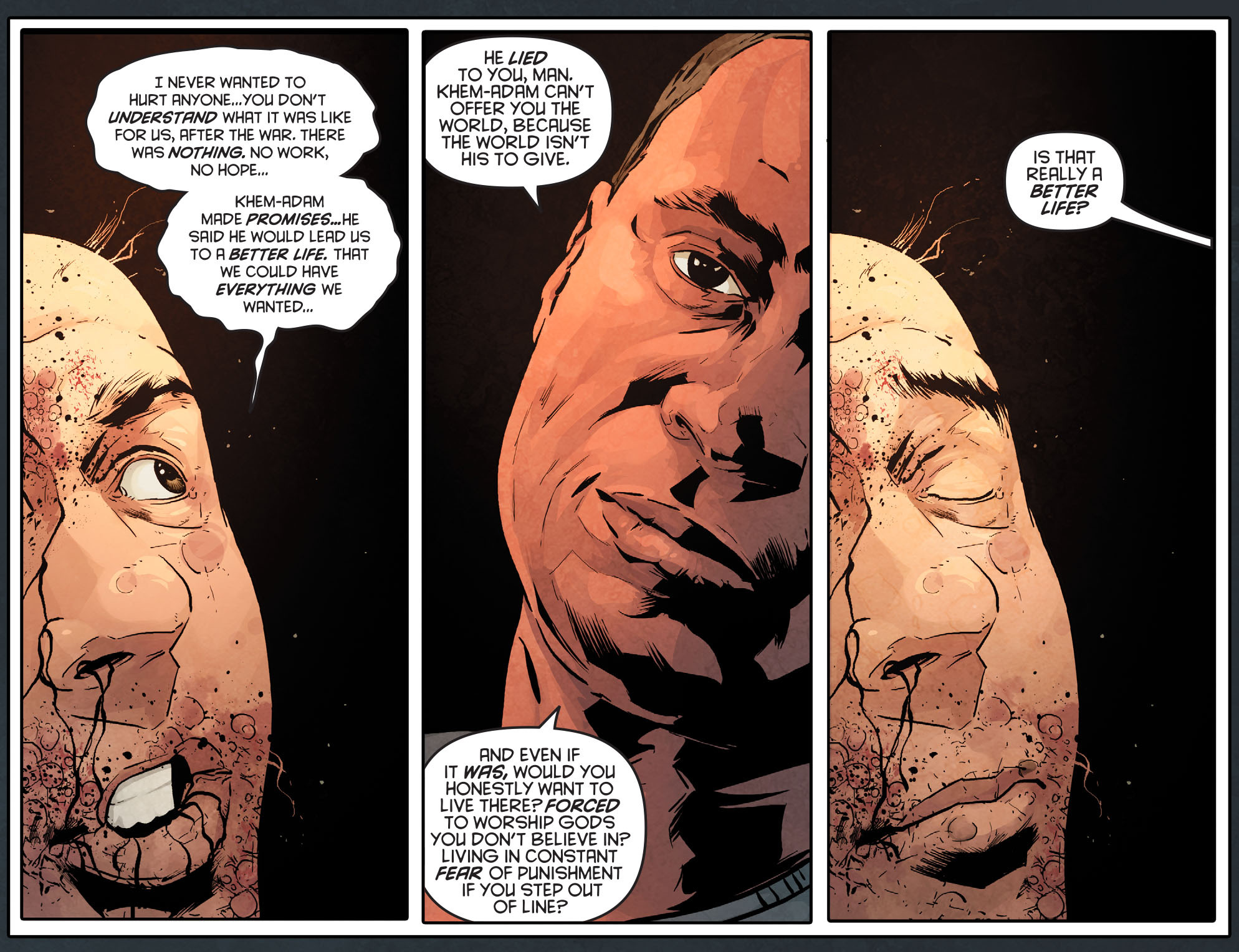 Read online Arrow: Season 2.5 [I] comic -  Issue #12 - 7