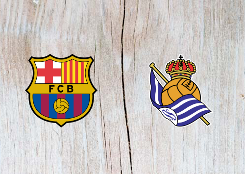 Barcelona vs Real Sociedad Full Match & Highlights 20 April 2019