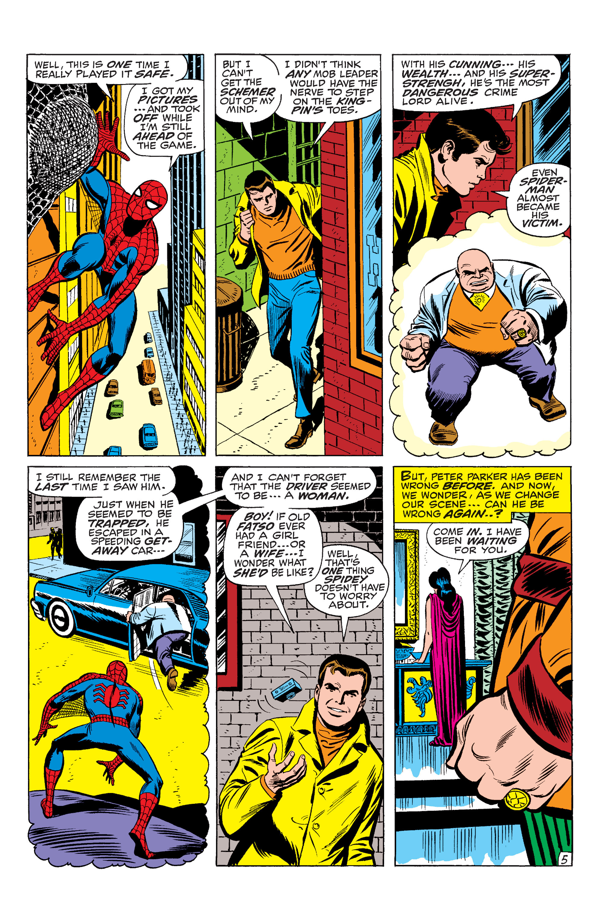 The Amazing Spider-Man (1963) 83 Page 5