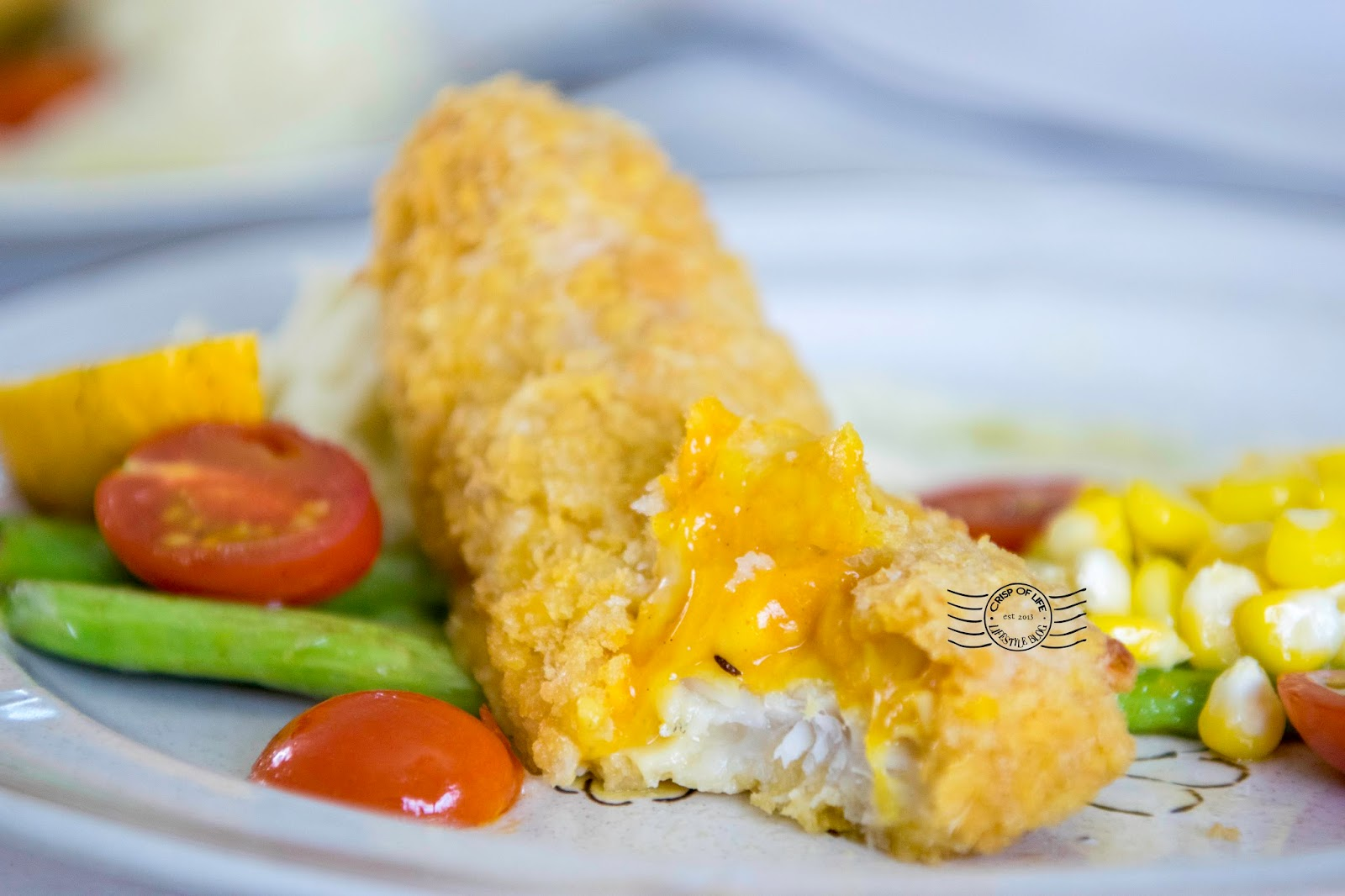Pacific West Cheezy Fish Fillet Malaysia