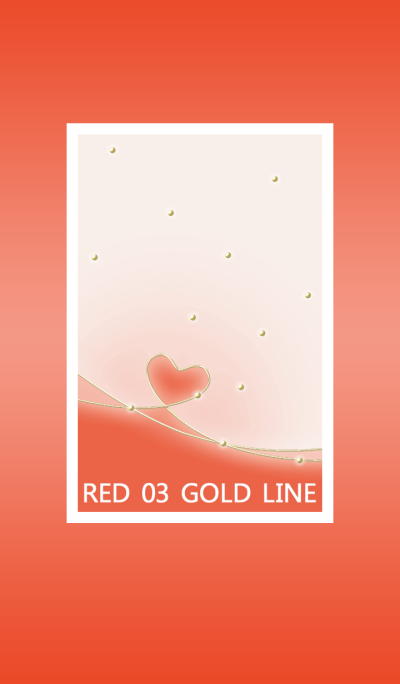 Gold Line/Red03