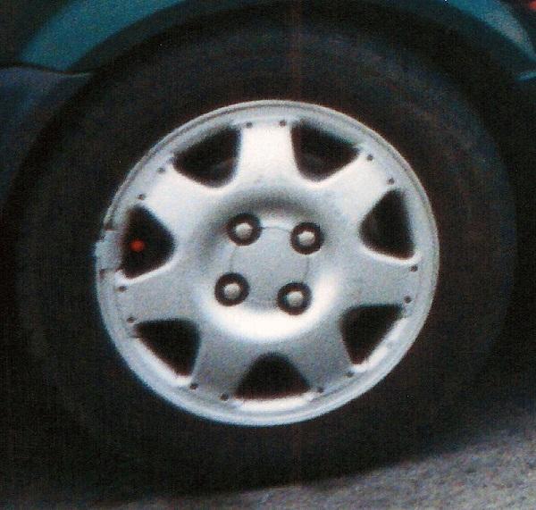 Llantas Rover 114 GTi