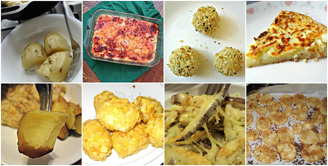 Potato Appetizers/Sides