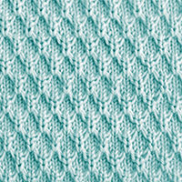 Slip Stitch Knitting 8: Mock Honeycomb | Knitting Stitch Patterns.
