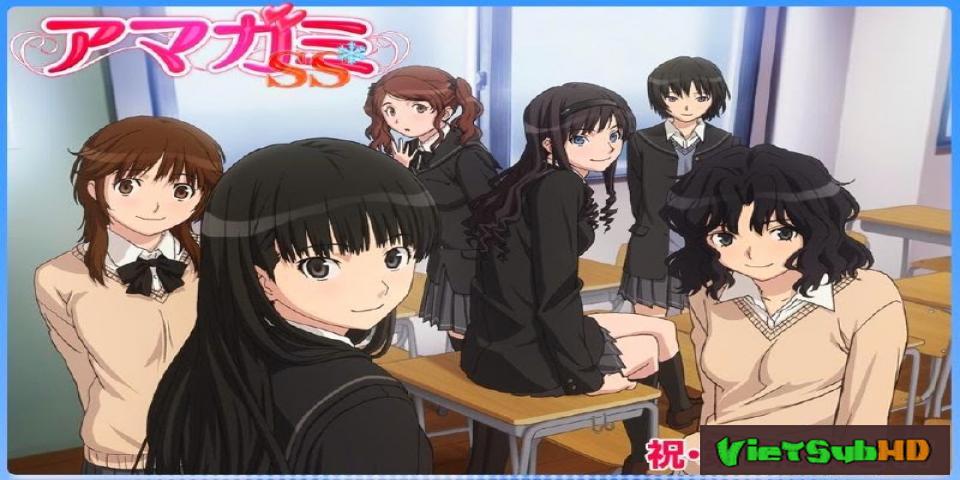Phim Amagami SS Plus Full 12/12 VietSub HD | Amagami SS Plus 2013