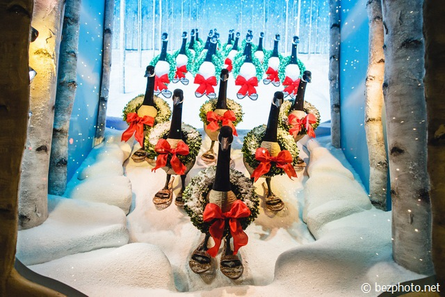 рождество в нью-йорке фото