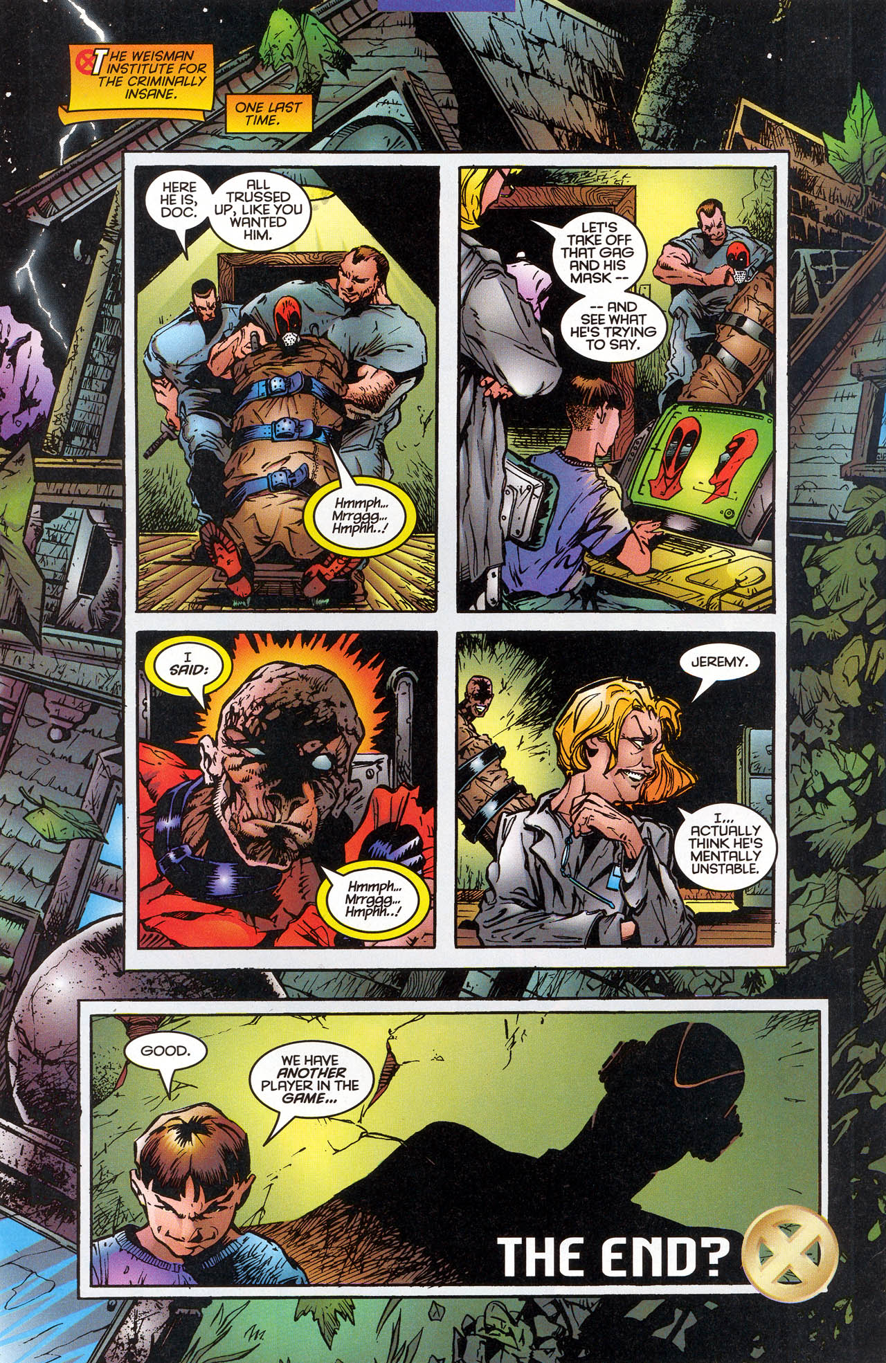 Read online X-Force (1991) comic -  Issue #47 - 30