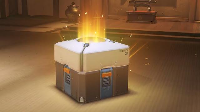 overwatch unlockables free lootbox