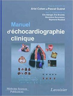 Manuel d'échocardiographie clinique : Avec lien pour vidéo en ligne 4188KndN-lL._SX379_BO1%252C204%252C203%252C200_