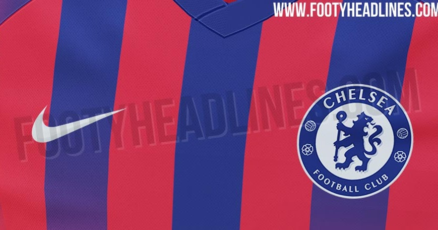 Exclusive: Chelsea 20-21 Third Kit Leaked