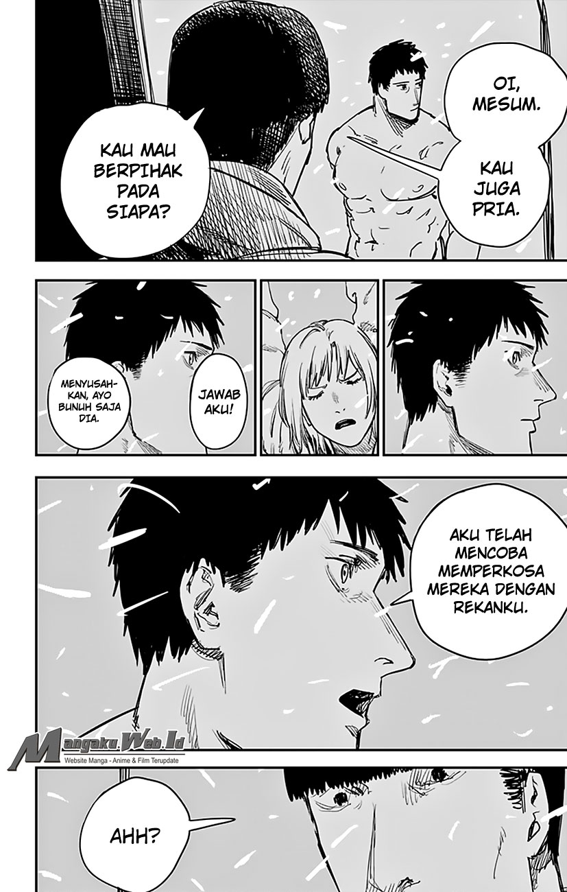 Fire Punch Chapter 55-8
