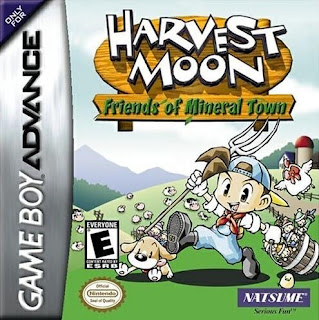 Rom de Harvest Moon: Friends of Mineral Town em PT-BR - GBA - Download