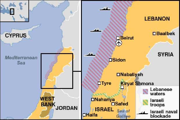Sepakati Rekonsiliasi dengan Turki, Israel Tetap Blokade Laut Gaza