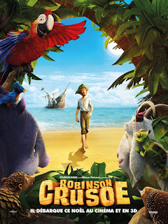 Download As Aventuras de Robinson Crusoe Dublado Grátis