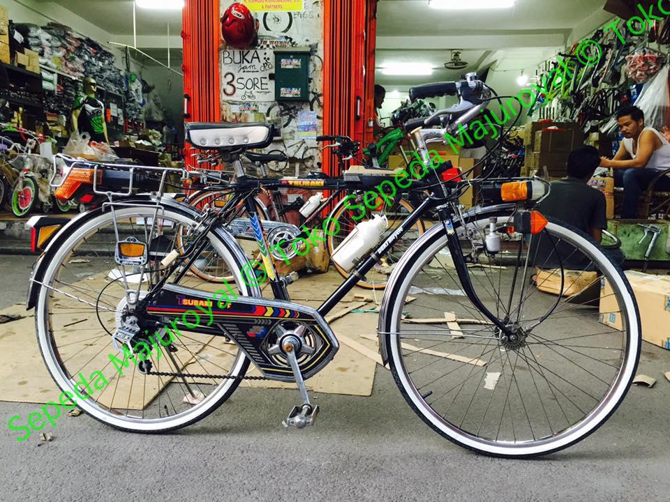 Toko Sepeda Online Majuroyal: Sepeda Mtb Touring Vintage