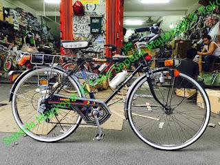 Sepeda Touring Vintage DEKI Tsubaki Japan NOS Majuroyal 1