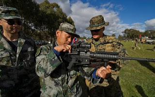 China is rapidly Building Robust Lethal force