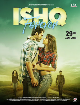 Ishq Forever – Official Theatrical Trailer 2016