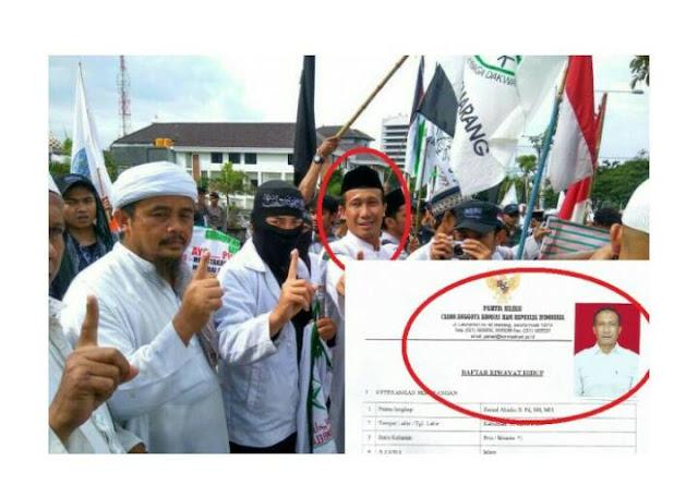 Anak Buah Rizieq Yang Pernah Digeruduk Ratusan Ormas Di Semarang,  Lolos Seleksi Awal  Anggota Komnas Ham