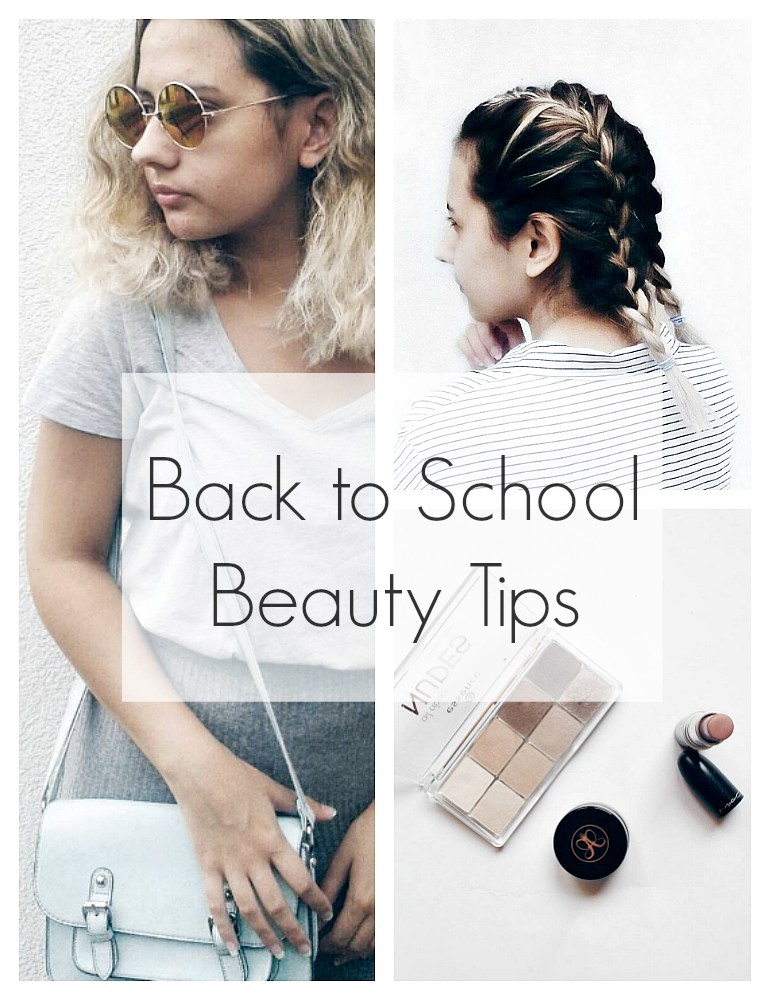 ps minimalist blog,fashion and beauty blogger valentina batrac,feen style and beauty bloggers,croatian bloggers,hrvatske beauty blogerice,beauty tips for back to school,tips on doing your makeup for school,time saving makeup tips