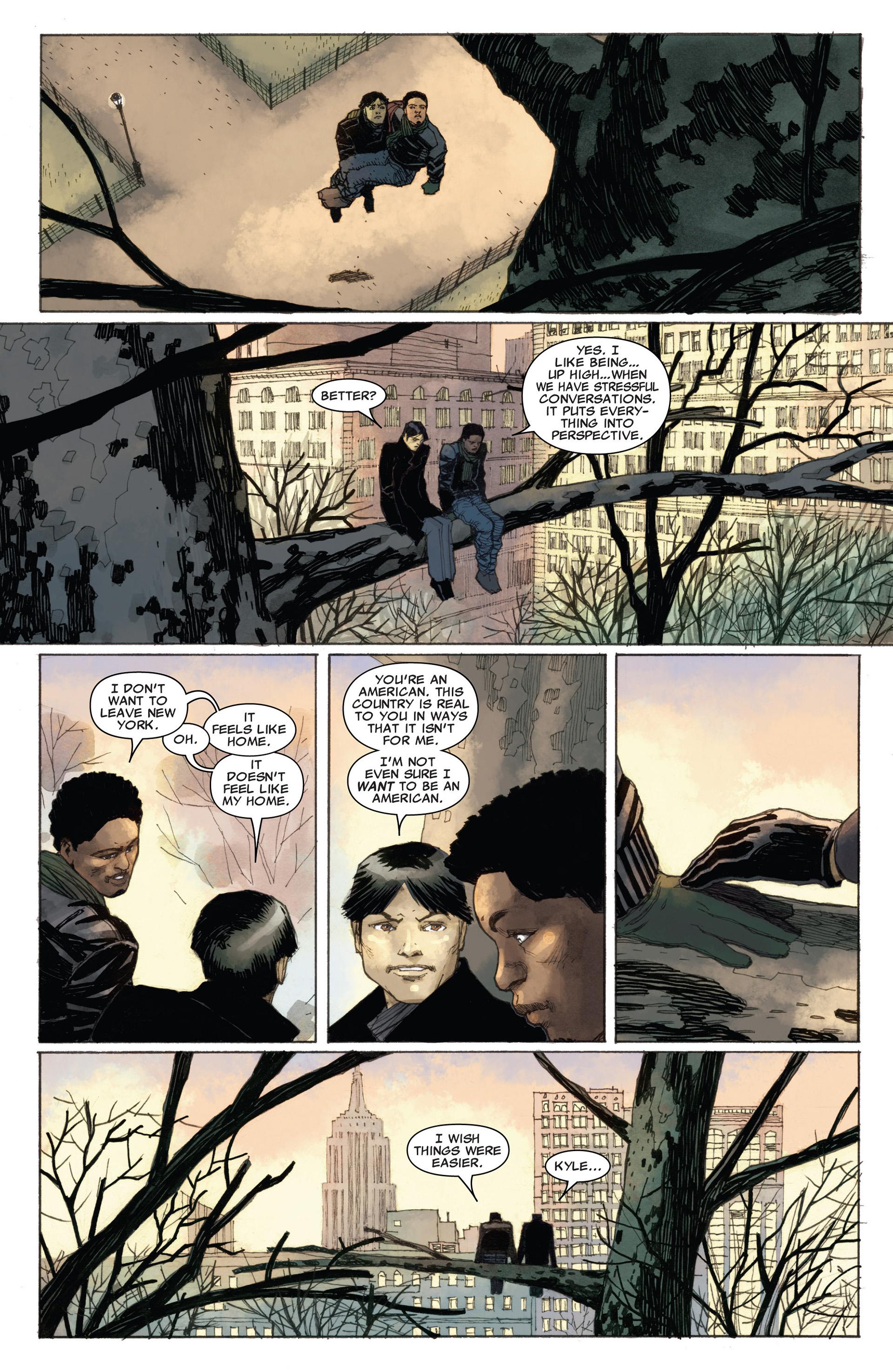 Read online Astonishing X-Men (2004) comic -  Issue #59 - 9