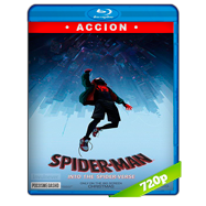 Spider-Man: Un nuevo universo (2018) BRRip 720p Audio Dual Latino-Ingles