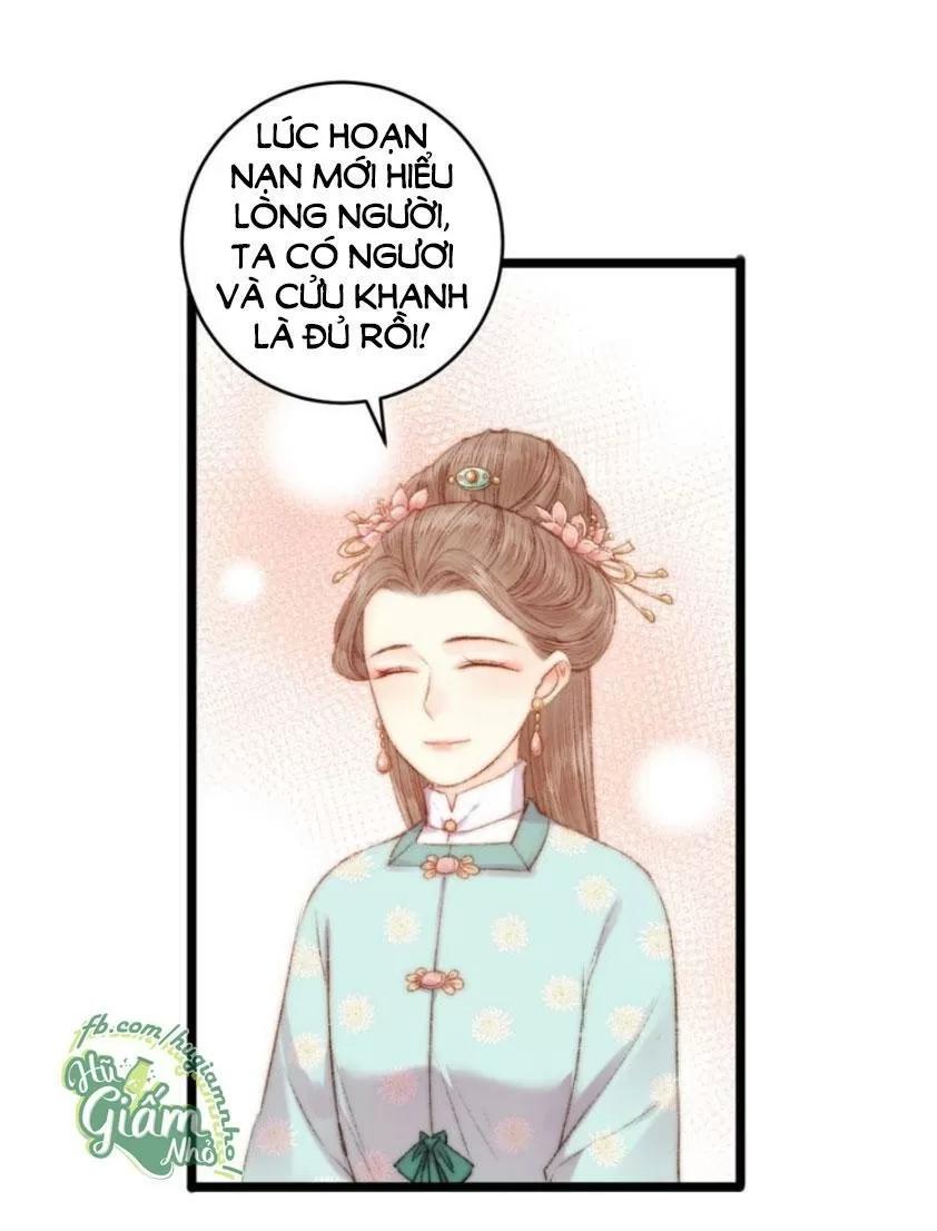 Nàng Phi Cửu Khanh - Thần Y Kiều Nữ chap 54 - Trang 4