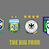 Around The First Four of The Big Four II