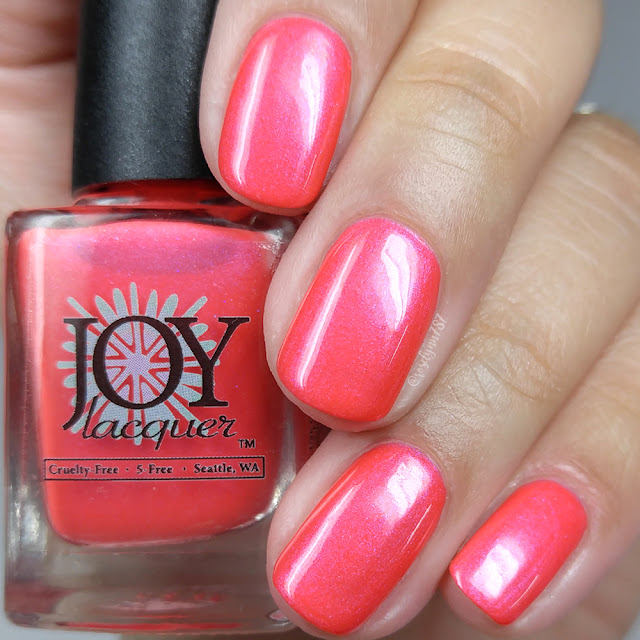 Joy Lacquer - Absolute Dragonfruit