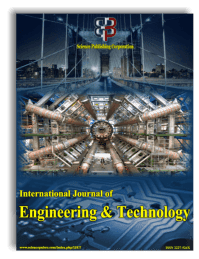 IJET International Journal of Engineering & Technology (UAE)