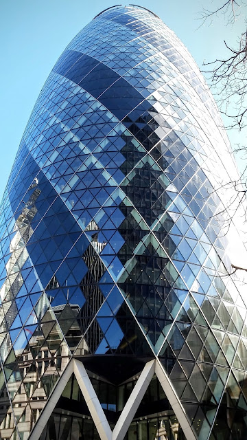 30 St. Mary Axe, aka The Gherkin