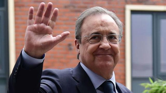 Florentino Perez veut faire un mauvais coup au Barça