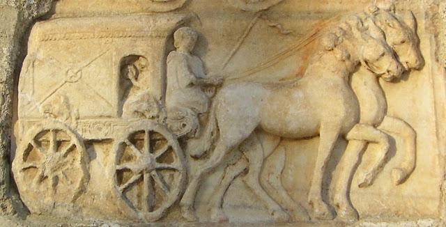 Comercio y Derecho de la antigua Roma