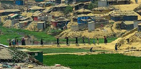 বাংলাদেশ থেকে মিয়ানমারে ফিরল প্রথম রোহিঙ্গা পরিবার