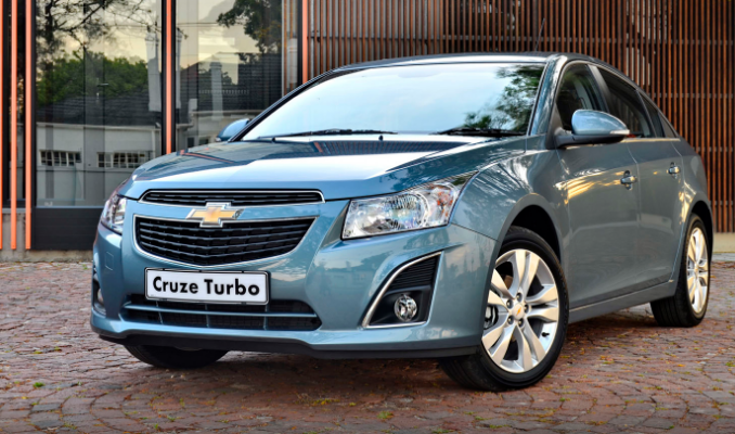 2016 Chevrolet Cruze 1.4T Automatic Review